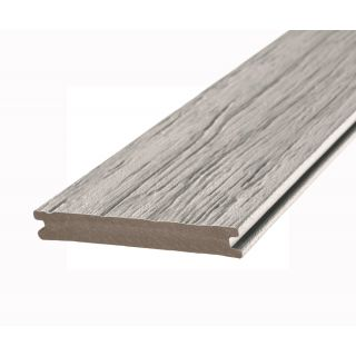 Eva-Last 100495 20x140mm Infinity HD Reversible Composite Decking Grooved Board - Caribbean Coral (4.8 lengths)