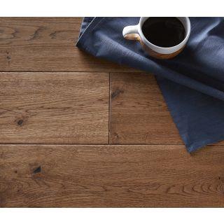 RFD1005 18x150mm x RL Hatfield Oak Solid Wooden T&G Flooring Lacquer Finish (1.98m²/pack)