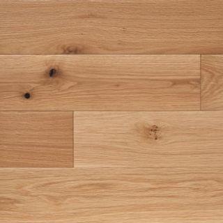 CLA2003 18x125mm x RL Lomond Oak Engineered Wooden Classic T&G Flooring UV Oil Finish (2.2m²/pack)