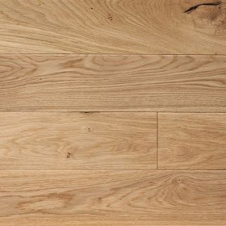 CLA2001 18x125mm x RL Nevis Oak Engineered Wooden Classic T&G Flooring Lacquer Finish (2.2m²/pack)
