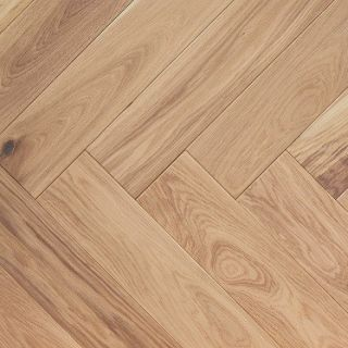 PAR3003 20x100x500mm Rugby Oak Engineered Wooden Parquet T&G Flooring UV Oil Finish (0.5m²/pack)