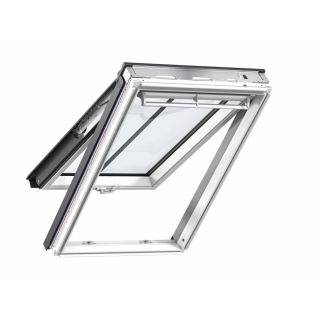 VELUX GPL MK06 2070 White Painted Top Hung Roof Window 780x1180mm 70Pane