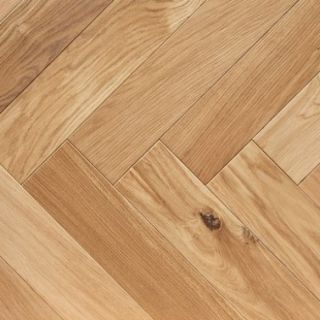 PAR3004 20x100x500mm Winchester Oak Engineered Wooden Parquet T&G Flooring UV Oil Finish (0.5m²/pack)
